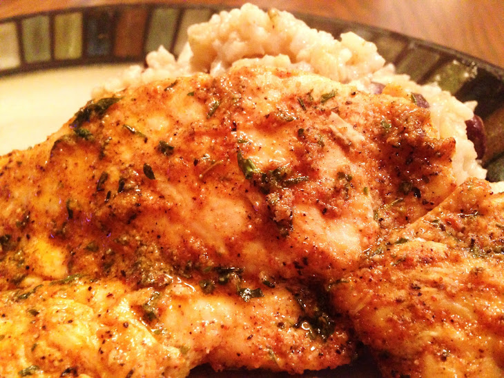 Spicy Garlic Lime Chicken Recipe | Yummly