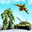 US Army Transport Game - Robot Transformation Tank