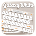 White Keyboard for Samsung APK for Bluestacks