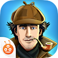 Download Android Game Sherlock Holmes Lost Detective for Samsung