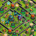 APK Game Battle of Zombies: Clans War for BB, BlackBerry