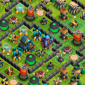 Fight and win in the best strategy war game ever. Here no plants, just zombies! APK Icon
