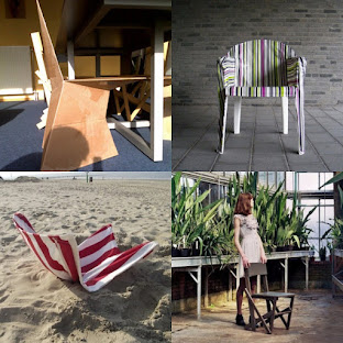 Free DIY instructions of chairs at Instructables