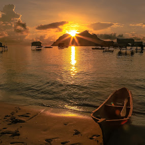 by Zahir Mohd - Landscapes Sunsets & Sunrises