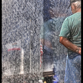The Wall that Heals by Tom Anderson - Buildings & Architecture Statues & Monuments ( vietnam memorial, the wall that heals, traveling wall )