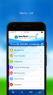 State Bank Anywhere Personal APK for Ubuntu