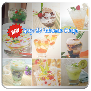 100 Resep ES Minuman Dingin - screenshot