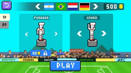 Holy Shoot - Soccer Battle - screenshot