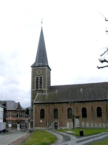 photo de Sainte Vierge (Nimy église)