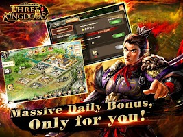 Screenshot of Clash of Three Kingdoms