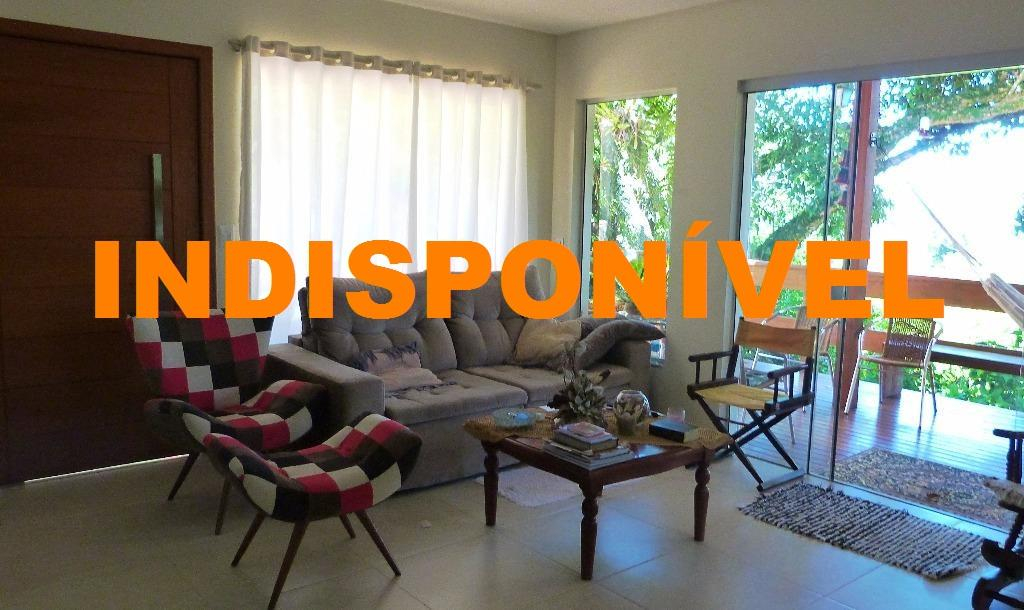 Casa 2 Dorm, Sambaqui, Florianópolis (CA0399)