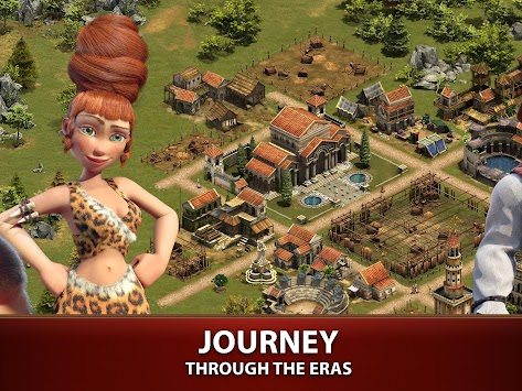 Forge Of Empires APK screenshot thumbnail 3