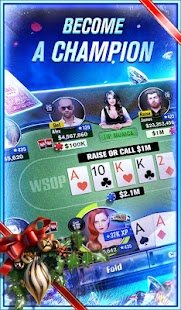World Series of Poker – WSOP APK for Bluestacks