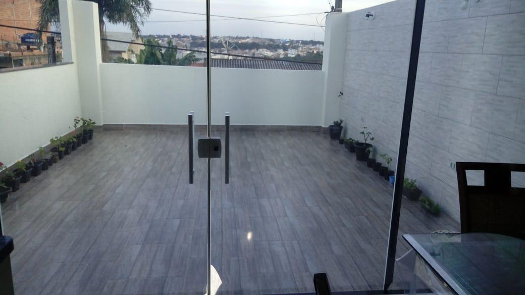 MUITO BEM SITUADO SOBRADO com 3 dormitórios à venda, 162 m² por R$ 650.000 - Parque São Miguel - Hortolândia/SP