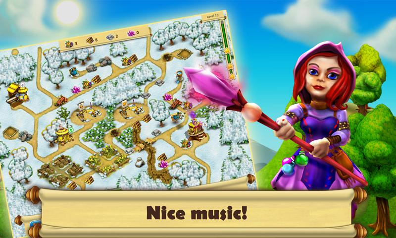 Gnomes Garden HD Screenshot 1