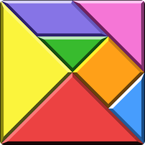 Tangram King Icon