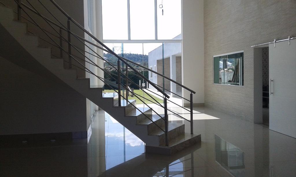 Casa 4 Dorm, Serra dos Lagos, Cajamar (CA1057) - Foto 5