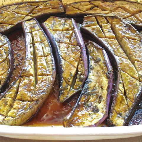 Marinated Eggplant In Vinegar Recipes