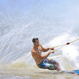 LAKE TELAVIV by Abu  Janjalani Abdullah - Sports & Fitness Watersports ( watersports, sports&fitness )