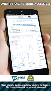 Trader Pro screenshot for Android