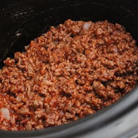 Crock Pot Homemade Sloppy Joes Everyone Will Love