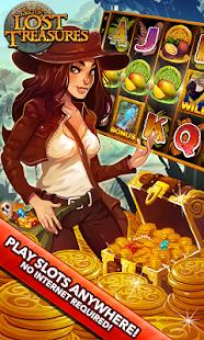 Slots Lost Treasure Slot Games for pc