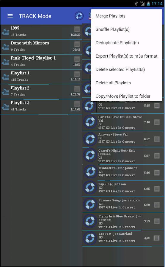 New Playlist Manager Screenshot 15