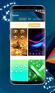 Redraw Launcher 2017 Version android apps download