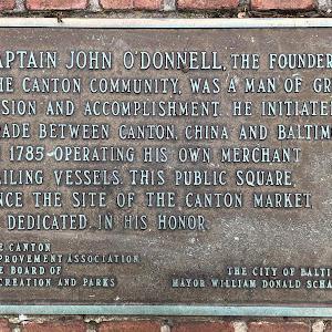 Captain John O'Donnell