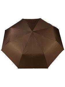 "Зонт ""Компакт S"", коричневый"
