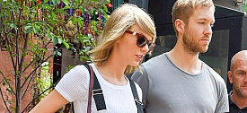 Taylor Swift och Calvin Harris[...]