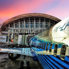 one last flight by Sulfhian Sultiamiharja - Buildings & Architecture Public & Historical ( #fhian #love #hdr #makassar #hdr_rocknroll )