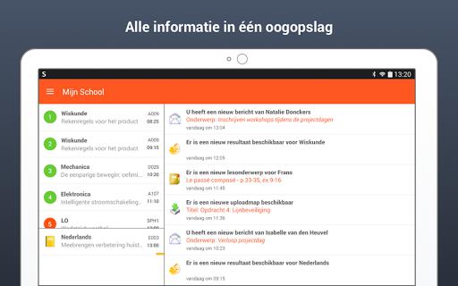 Smartschool screenshot 18