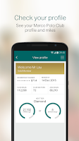 Screenshot of Cathay Pacific
