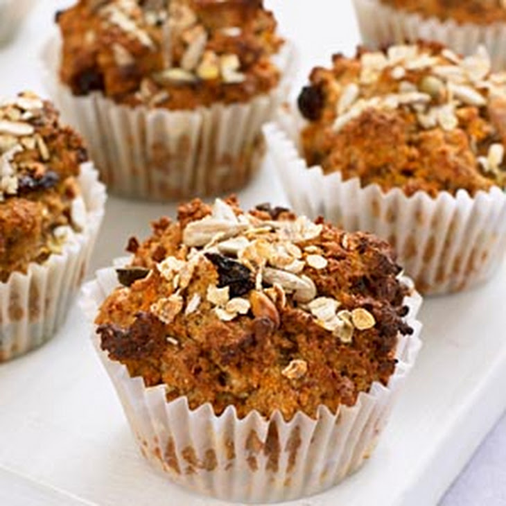 Oatmeal Raisin Cookie Muffins Recipe   Yummly