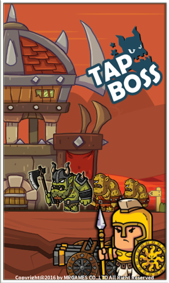 Tap  Boss Screenshot 0