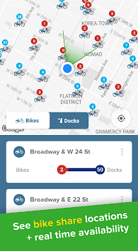 Citymapper APK screenshot thumbnail 6