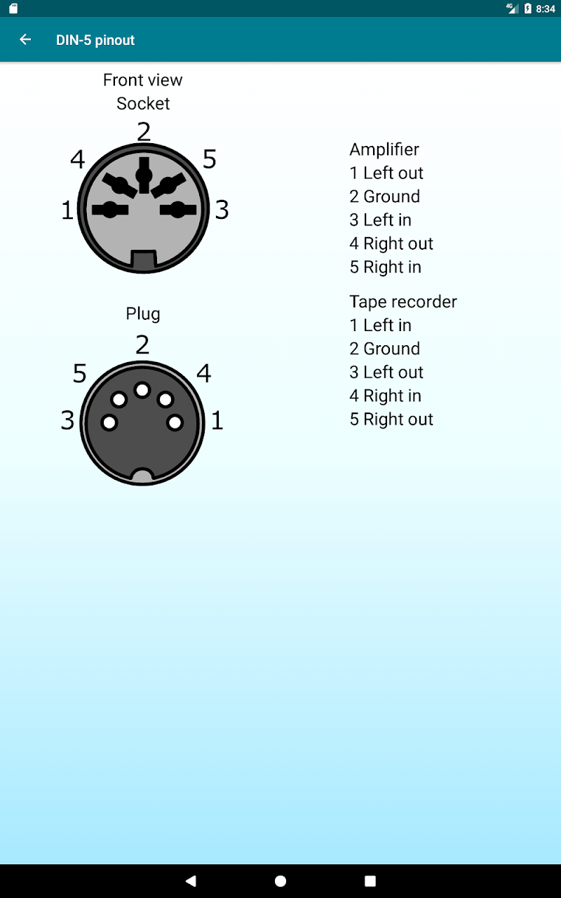 Radio components calculator Screenshot 15