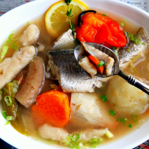 Weight Watchers Absolutely Most Delicious Fish Broth
