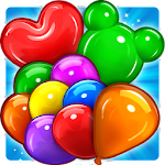 Balloon Paradise - Free Match 3 Puzzle Game 3.7.7