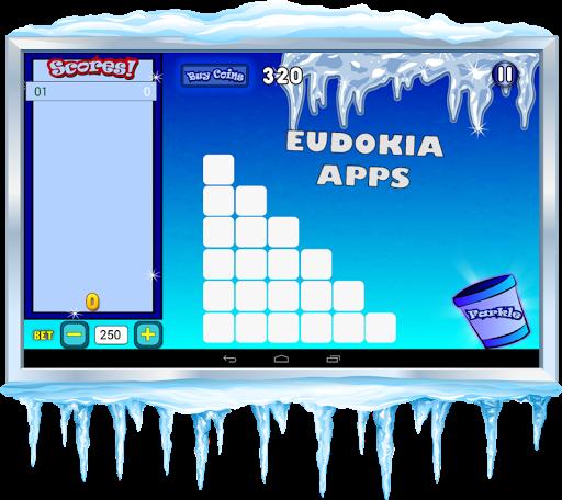 Frozen Farkle - Ice Dice - screenshot