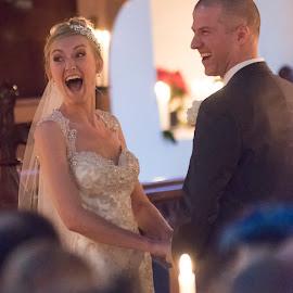 Joyeous by Paul Putman - People Couples ( paul putman, joy, wedding, low light, candid )
