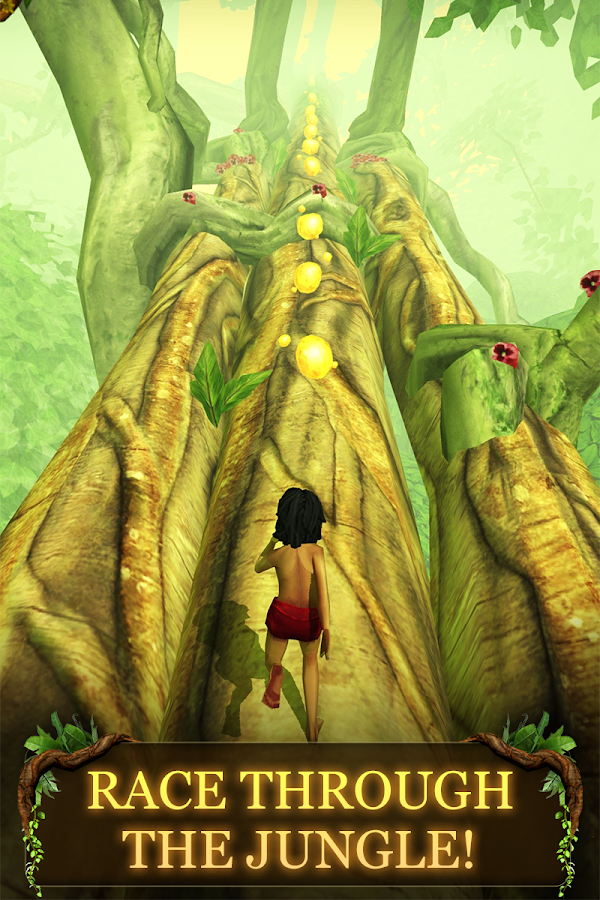 The Jungle Book: Mowgli's Run Screenshot 0