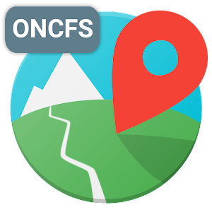Cover art ONCFS maps: E-walk plugin