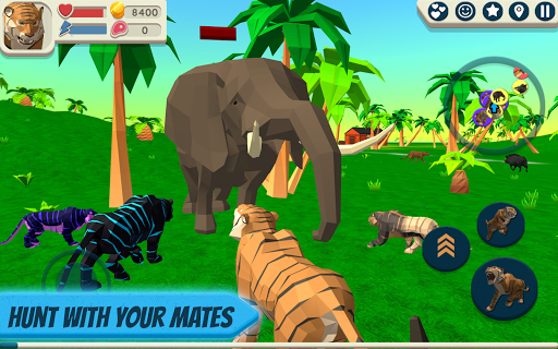 Tiger Simulator 3D For PC