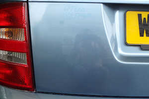 DENT REPAIR AND LIGHT ACCIDENT DAMAGE REPAIR