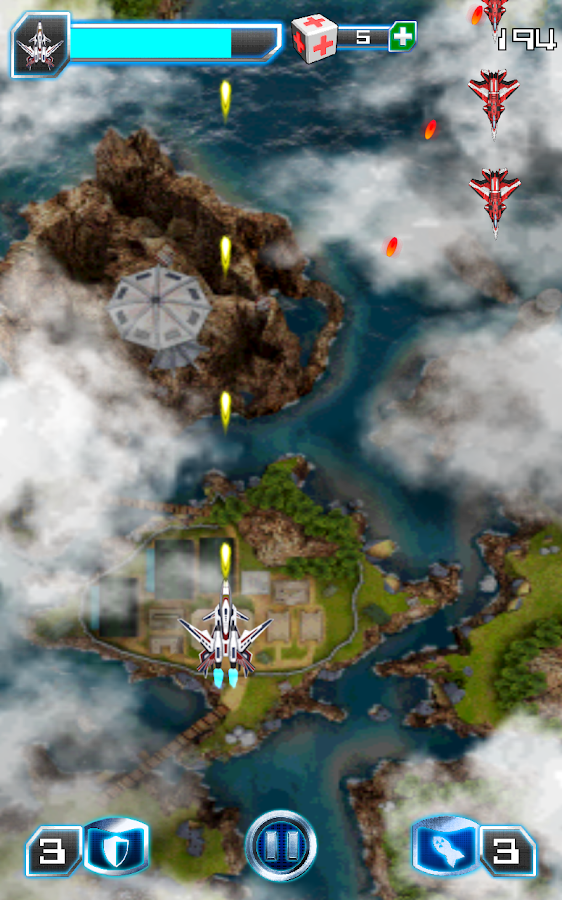 Sky Invasion Screenshot 10
