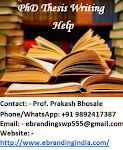 3.Professional PhD Thesis Writing Services in Nashik