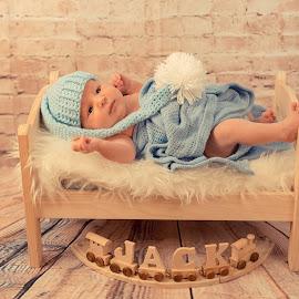 Jack by Vaidotas Maneikis - Babies & Children Babies ( jack, family, children, baby, vaidotasmaneikis, boy, photography, newborn )