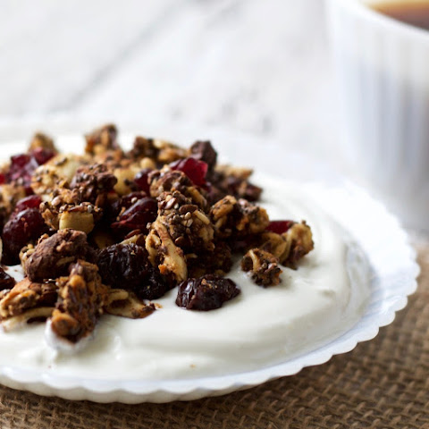 Sweet Potato Chocolate Granola